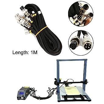 CCTREE Kit de actualización de cable de extensión para impresora ...