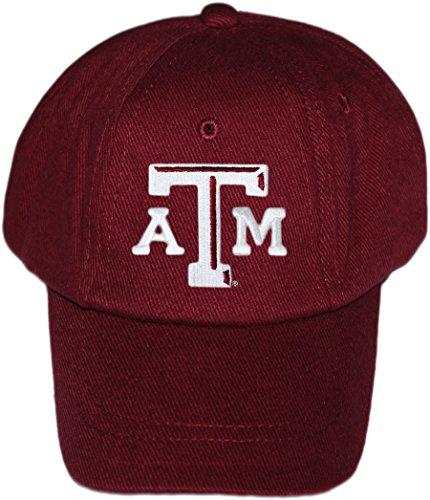 Creative Knitwear Texas A&M University Aggies Baby and Toddler Baseball Hat Maroon