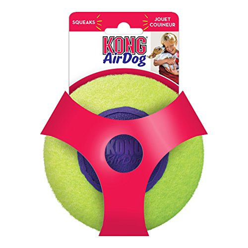 Kong Air Squeaker Disc, Large