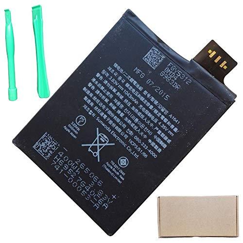 (FidgetFidget Battery New 1043mAh Internal Li-ion for iPod Touch 6 6th Gen 16GB 32GB 64GB)