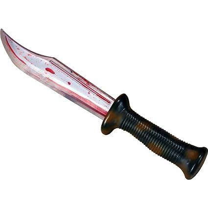 Amazon.com: Bloody juguete cuchillo de supervivencia: Toys ...