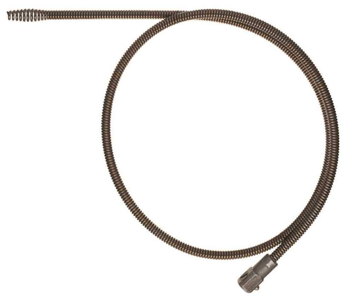 Milwaukee 1/3 in. x 4 ft. Urinal Auger Drain Cleaning Replacement Cable by Milwaukee