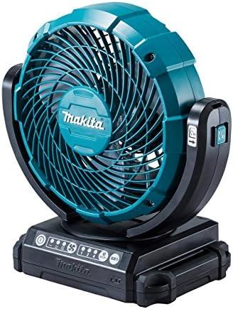 [해외]기구 (Makita) 충전식 팬 CF102DZ 본체: 깊이 23cm 본체: 높이 33cm 본체: 폭 31cm / Makita Rechargeable Fan CF102DZ Body: Depth 23cm Body: Height 33cm Body: Width 31cm