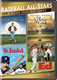Baseball All-Stars 4-Movie Spotlight Series