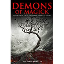 Amazon magic occult kindle store demons of magick three practical rituals for working with the 72 demons fandeluxe Images