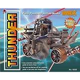 Thunder Robogear Model Kit Easy Assembly