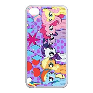 Customize Cartoon Series My Little Pony Back Case for iphone 4,4S JN4S-1210