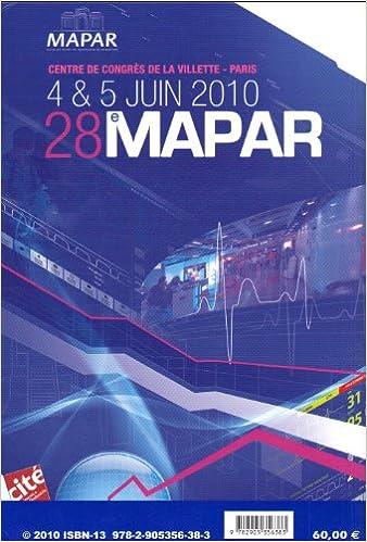 Livre gratuits Communications Scientifiques MAPAR 2010 : Mises Au Point en Anesthésie-Réanimation epub, pdf