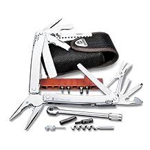 Victorinox SwissTool Spirit Plus Ratchet S/S 115mm Leather Sheath [Misc.]