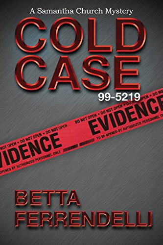 Cold Case No. 99-5219 by Betta Ferrendelli ebook deal