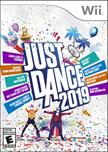 Video Games : Just Dance 2019 - Wii Standard Edition