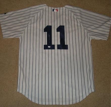Autographed Sheffield Jersey Gary (Gary Sheffield Autographed Jersey (yankees) W/Proof! - Autographed MLB Jerseys)