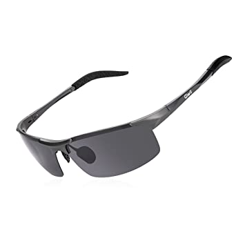 Giwil Polarised Driving Sunglasses for Mens and Women Sports Style ...