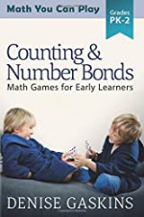 Counting & Number Bonds: Math Games for Early Learners (Math You Can Play) (Volume 1) Paperback