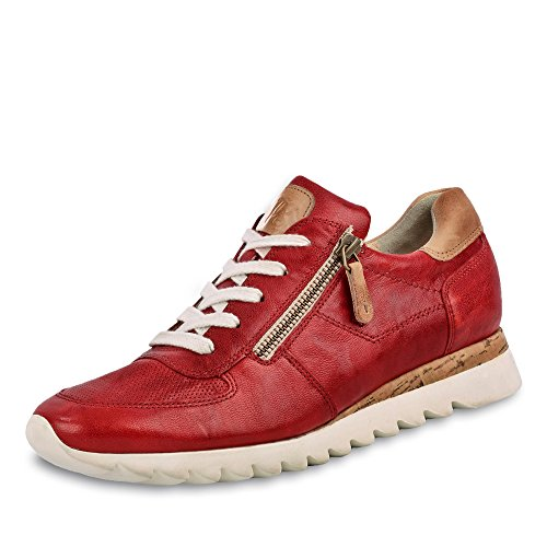 Sneaker Pourriture Damen Paul 4485021 Vert