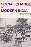 img - for Social Change in Modern India book / textbook / text book