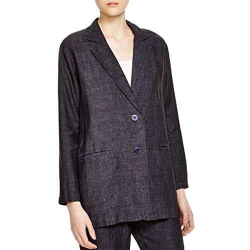 Eileen Fisher Cotton Coat - 9