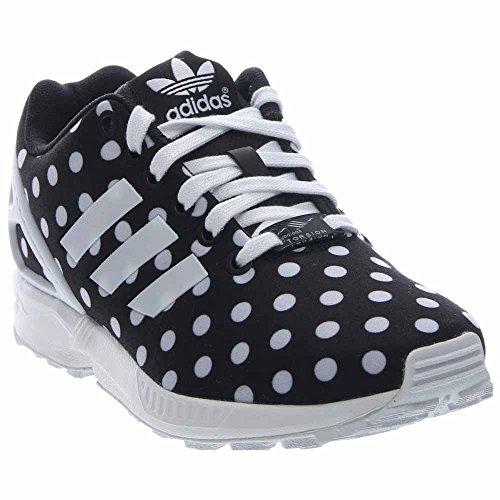 Adidas Kvinders Zx Flux Sort / Hvid S77312 SXgS0t2dg0