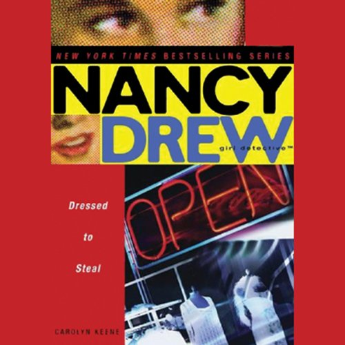 Nancy Drew Girl Detective: Dressed to Steal -