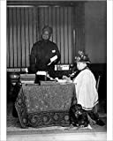 Photographic Print of Queen Victoria and Abdul Karim, c.1890