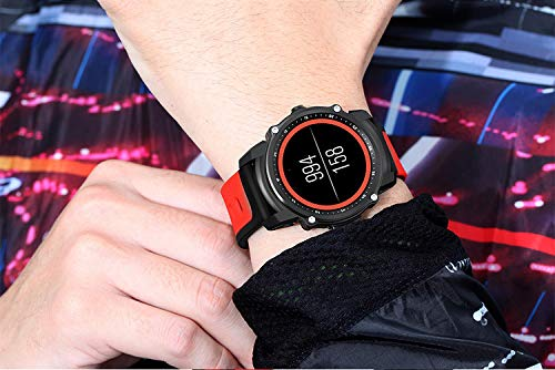 Reloj Inteligente Pantalla a Color, Tiempo de presión FS08 GPS ...
