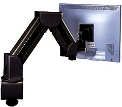 BeMatik - Soporte de mesa para 1 pantalla VESA 75/100 de brazo ...