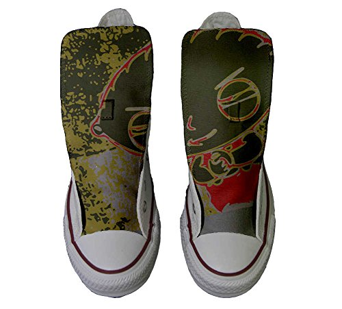 Converse All Star Customized - zapatos personalizados (Producto Artesano) Stewie Griffi