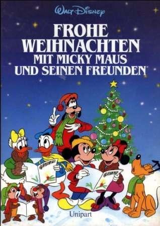 Frohe Weihnachten mit Micky Maus und seinen Freunden. Broschiert – 1985 B002DUUV4K