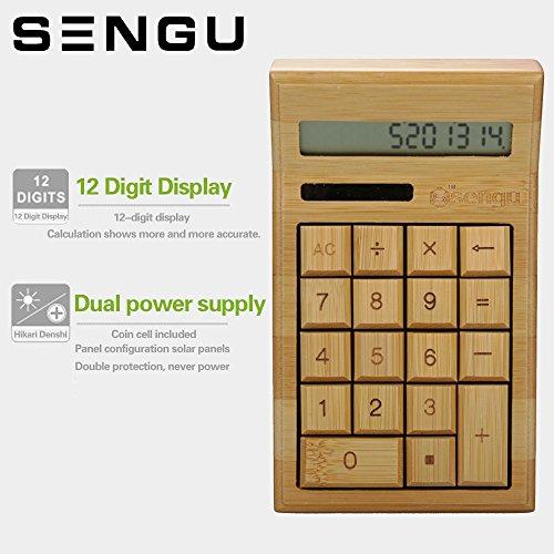 Sengu Calculators Standard Function Calculator with Display