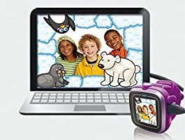 Amazon.es: VTech - SmartWatch Infantil, Kidizoom (128 MB, Pantalla ...
