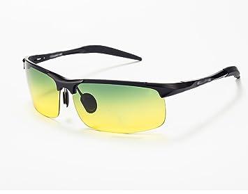 WFL Gafas de Sol polarizadas Gafas de Sol para Conducir Gafas de Sol de Conducción de