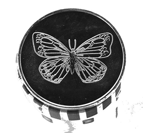 AA / Al-Anon Butterfly Aluminum Desire Chip Recovery Token/ Medallion (Cheaper by theROLL of 25 ) AA Token / Medallion Commemorative (6) -