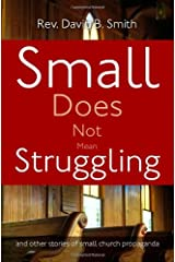 Small Does Not Mean Struggling Paperback