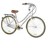 kent retro women's city bike, 700c
