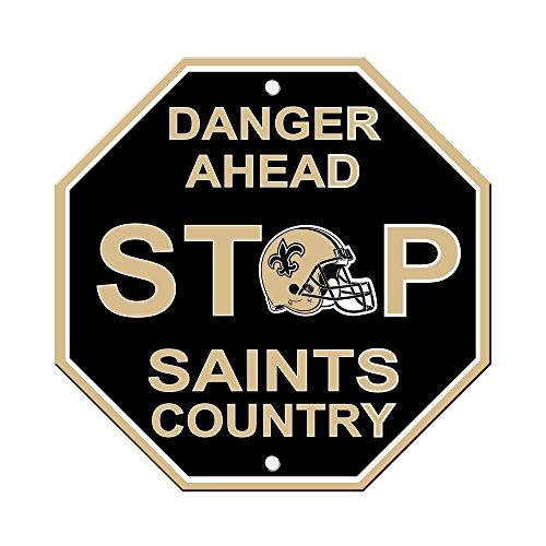 (Fremont Die NFL New Orleans Saints Stop)