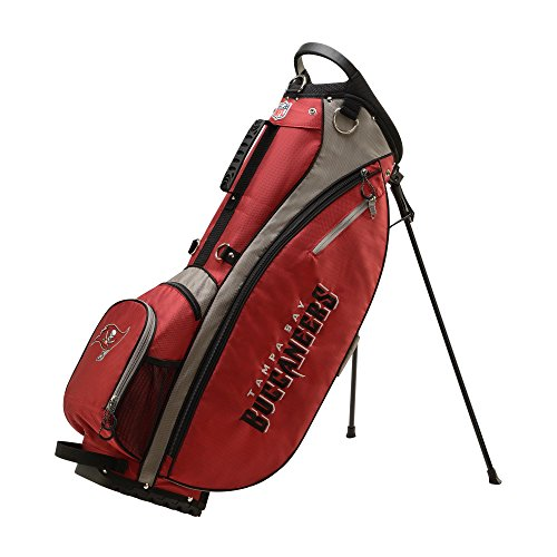 Wilson 2018 NFL Carry Golf Bag, Tampa Bay Buccaneers