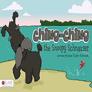Ching-Ching the Snoopy Schnauzer Audiobook
