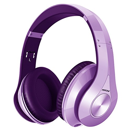 Click to buy Mpow 059 V5.0 Bluetooth Headphones Over Ear, Hi-Fi Stereo ANC Wireless Headset, Foldable, Soft Memory-Protein Earmuffs, w/ Built-in Mic and Wired Mode for PC/ Cell Phones/ TV - From only $79.99