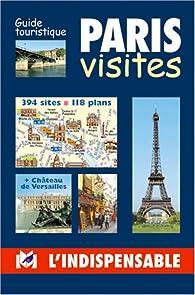 Plan de ville : Paris par  L'Indispensable