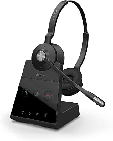 Jabra Engage 75 On Ear Dect Stereo Headset Skype For Computer Zubehör