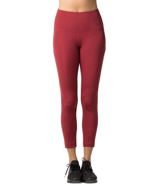 LAPASA Leggings Sportivi da Donna Vita Alta Per Allenamento Yoga Palestra L32