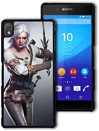 Carcasa para Sony Xperia Z3 Funda Game Case, The Witcher Solid ...