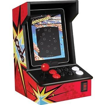 Amazon.com: ION iCade Arcade Cabinet for iPad/ ipod with Joystock ...