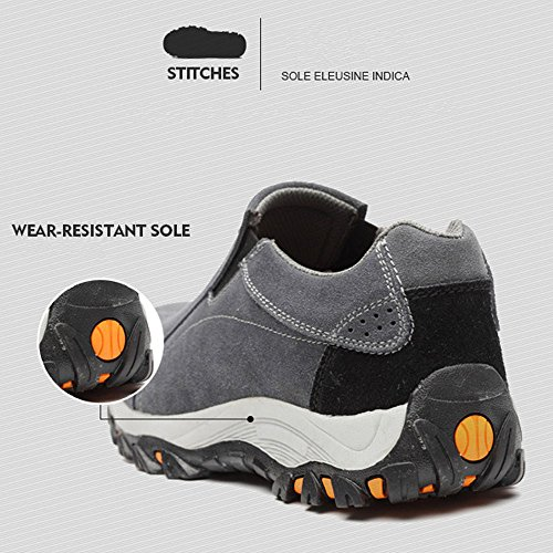 Pictures of Eclimb Women's Safety Work Shoes Steel- NQNV01* 4