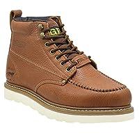 Golden Fox Steel Toe Work Boots Men