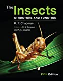 The Insects : Structure and Function, Chapman, R. F., 052111389X