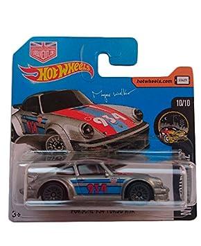 How Wheels Porsche 934 Turbo RSR Nightburnerz 10/10 (Short Card): Amazon.es: Juguetes y juegos