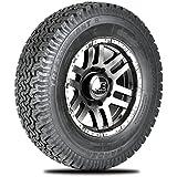 TreadWright WARDEN ll A/T Tire - LT225/75R16E Remold USA