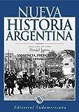 Front cover for the book Nueva Historia Argentina - Violencia, Proscripcion y Autoritarismo - Tomo IX by Daniel James