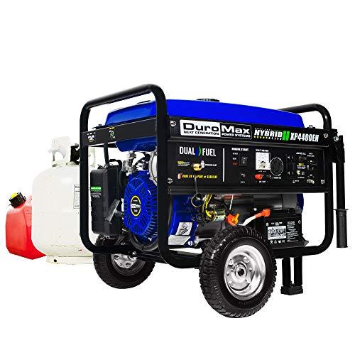 DuroMax Hybrid Dual Fuel XP4400EH 4,400-Watt Portable Generator by DuroMax (Image #12)